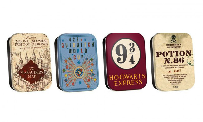 Harry Potter Aufbewahrungsbox 4er-Pack Map jetzt online kaufen ...