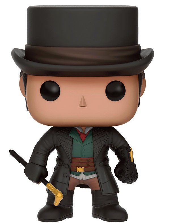 Assassins Creed Syndicate Jacob Frye Pop Figur Uncloaked
