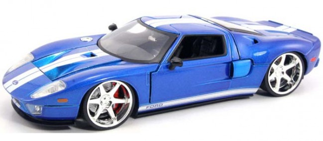 Fast Furious Cast Modell   Ford Gt
