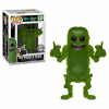 Rick and Morty Pickle Rick POP! Translucent Figur 9 cm