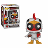 Deadpool Chicken Suit POP! Figur 9 cm