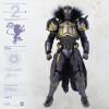 Destiny 2 Titan Golden Trace Shader 1/6 Actionfigur 32 cm