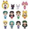 Sailor Moon Classic Mystery Minis Figuren 6 cm Display