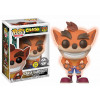 Crash Bandicoot POP! Figur 9 cm Glow in the Dark