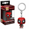 Deadpool Bath Robe Pocket POP! Schlüsselanhänger 4 cm
