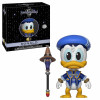 Kingdom Hearts 3 5 Star Vinyl Figur Donald 8 cm