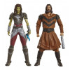 Warcraft Lother vs. Garona Minifiguren 2er-Pack 6 cm