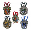 Harry Potter Christbaumschmuck 5er-Pack Hogwarts