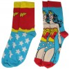 DC Comics Damen Socken Doppelpack Wonder Woman