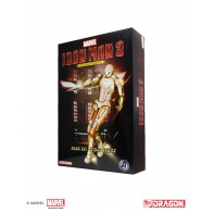 Iron Man Mark XXI Midas Armor 1/9 Plastic Model Kit 20 cm