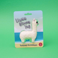 Cool Lama Anti-Stress Figur 10 cm