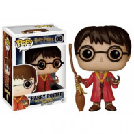 Harry Potter Quidditch POP! Figur 9 cm Limited
