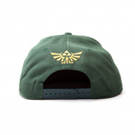 The Legend of Zelda Snap Back Hip Hop Cap Embroided Gold Logo