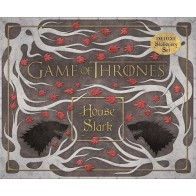 Game of Thrones Deluxe Schreibwaren-Set House Stark