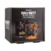 Call of Duty Black Ops 4 Tasse mit Thermoeffekt Ruin