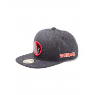 Deadpool Snapback Stripe