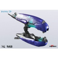 Halo 2 Replik 1/1 Plasma Rifle Anniversary Edition 62 cm