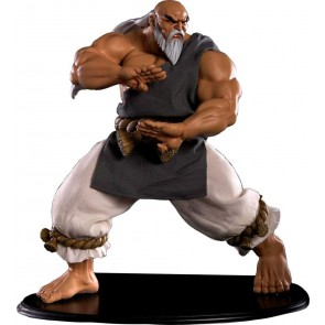 Street Fighter Gouken 1/4 Statue