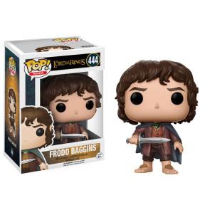 Herr der Ringe Frodo Beutlin POP! Figur 8 cm