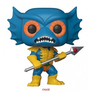 Masters of the Universe Merman POP! Figur 9 cm Chase