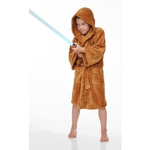 Star Wars Kids Fleece-Bademantel Jedi Größe M