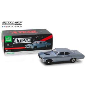 A-Team Diecast Modell 1/18 1967 Chevrolet Impala Sport Sedan