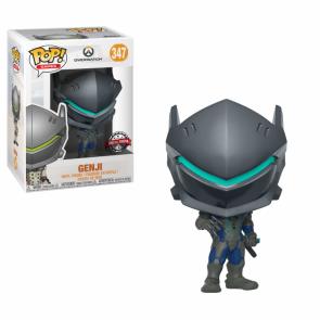 Overwatch Genji POP! Carbon Fibre Figur 9 cm