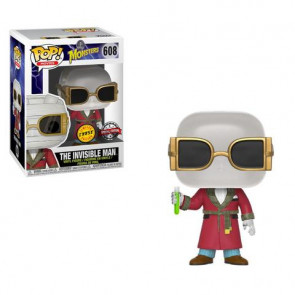 Universal Monsters Invsible Man POP! Figur 9 cm Chase