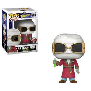 Universal Monsters Invisible Man POP! Figur 9 cm