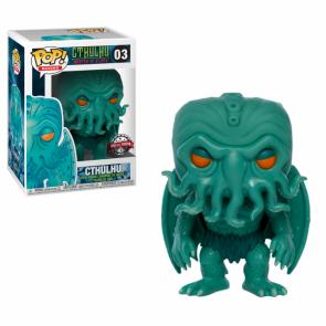 Cthulhu POP! Figur Neon Green 9 cm