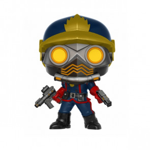 Guardians of the Galaxy Star Lord POP! Classic Figur 9 cm