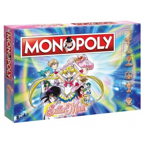 Sailor Moon Brettspiel Monopoly Deutsche Version