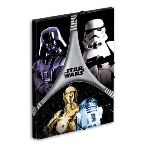 Star Wars Gummizugmappe Darth Vader
