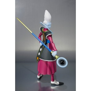 Dragonball Z Whis S.H. Figuarts Actionfigur 15 cm Exclusive