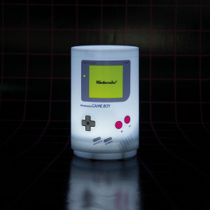 Nintendo Game Boy Lampe mit Soundfunktion