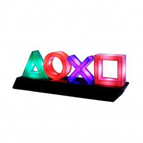 PlayStation Lampe Icons Leuchte 30 cm