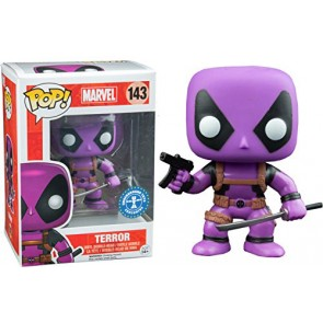Marvel Comics Deadpool Violet Terror POP! 9 cm Exclusive