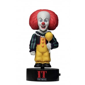 Stephen Kings Es 1990 Pennywise Body Knocker Wackelfigur 16 cm