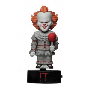 Stephen Kings Es 2017 Pennywise Body Knocker Wackelfigur 16 cm