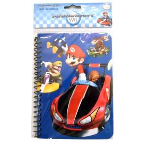 Super Mario Notizbuch Mario Kart 18 x 14 cm