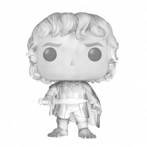 Herr der Ringe Frodo Baggins POP! Figur Invisible 9 cm