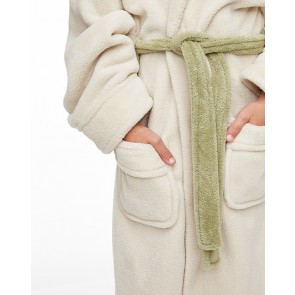 Star Wars Kids Fleece-Bademantel Yoda Größe L