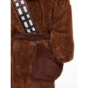 Star Wars Kids Fleece-Bademantel Chewbacca Größe L