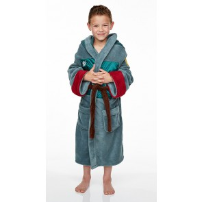 Star Wars Kids Fleece-Bademantel Boba Fett Größe L