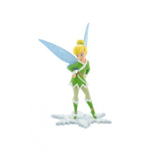 Disney Fairies Figur Tinkerbell Winterfairy 10 cm