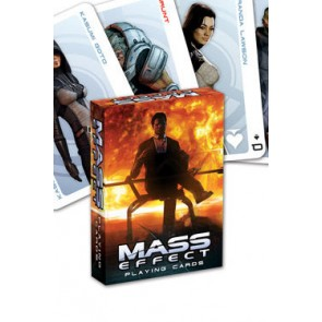 Mass Effect Spielkarten