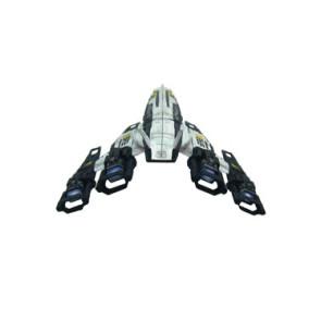 Mass Effect Replik SR-2 Cerberus 15 cm