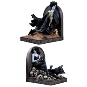 The Sandman Buchstützen Dream & Death of the Endless 2nd Edition 22 cm