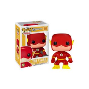 DC Comics POP! Vinyl Figur Flash 10 cm