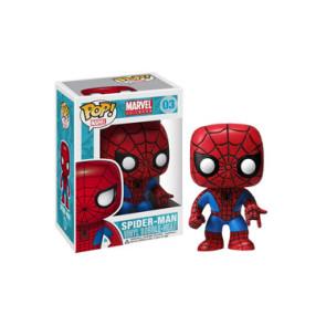 Marvel Comics POP! Vinyl Wackelkopf-Figur Spider-Man 10 cm